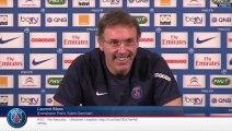Les meilleures blagues de Laurent Blanc cette saison