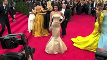 Kendall Jenner Wears Topshop at the Met Ball