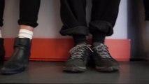 AskMen Employees Wear White Socks