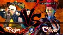 SSFIV  AE - EG Justin Wong vs YBK Jayce the Ace - NCR2014 - Capcom Pro Tour[720P]