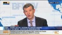L'Édito éco de Nicolas Doze: la polémique autour du salaire de Pierre Gattaz - 07/05