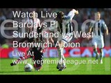 Sunderland vs West Bromwich Albion Full hd stream 7 MAY