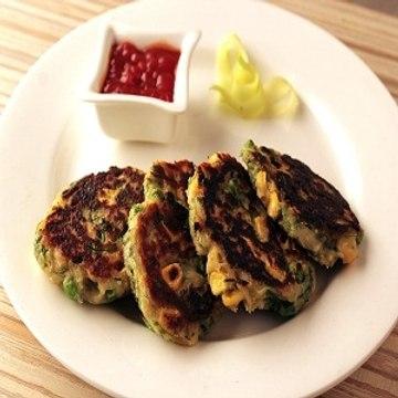 Vegetable Hash Browns|| Namaste Breakfast