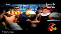 HTV Stade Hannibal 1/2 l'Espérance Sportive de Tunis Championne de Tunisie pour la 26ème fois