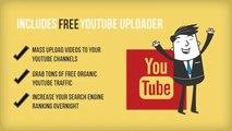Video Mass Youtube Uploader Software