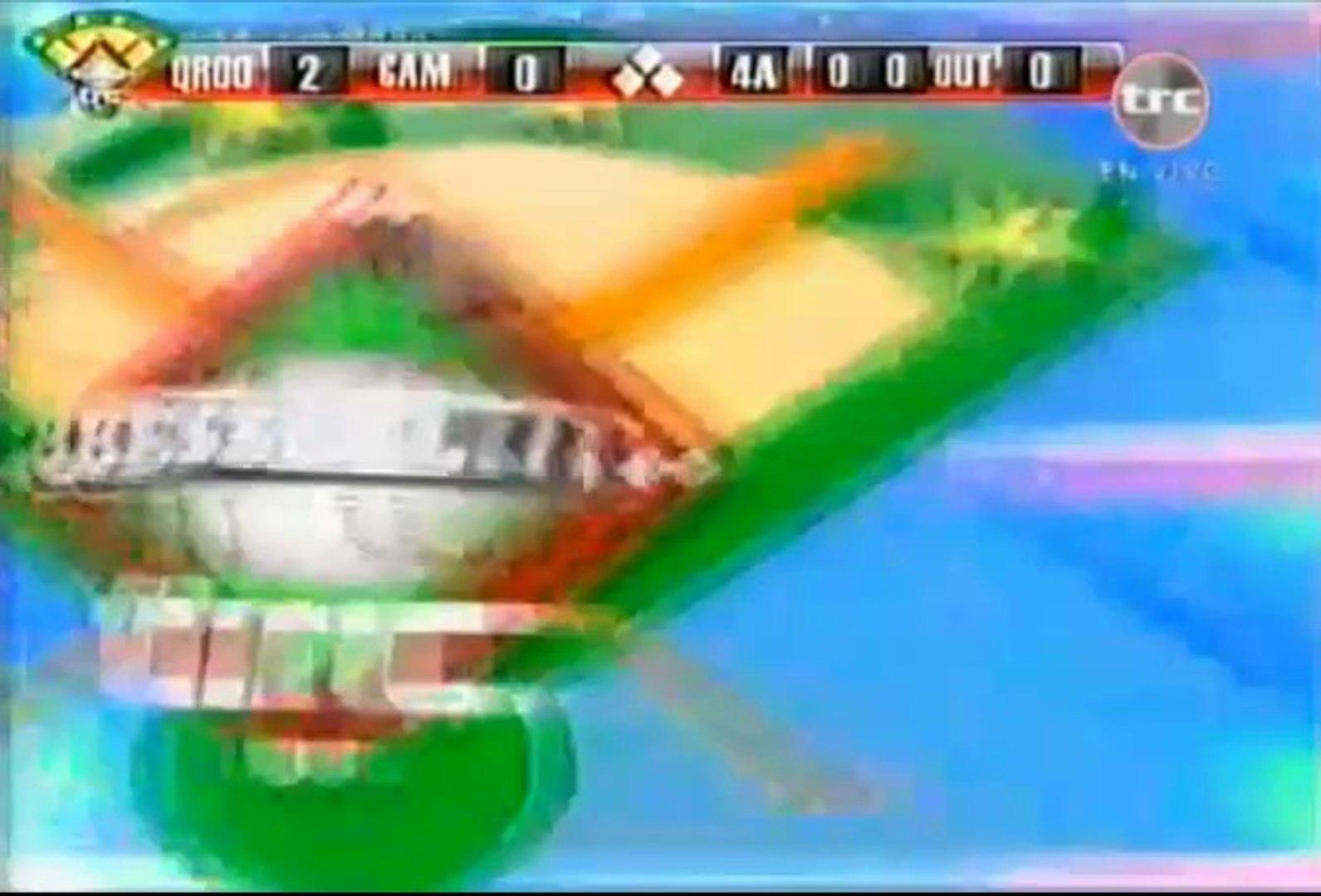 Home Run de Sergio Contreras de Tigres de Quintana Roo (05-04-2014)
