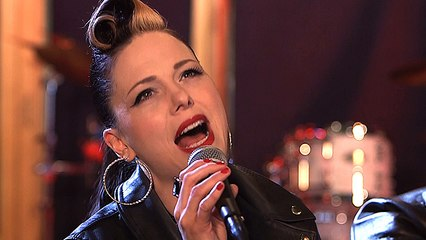 Imelda May - music session - It's good to be alive