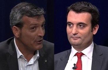 Européennes : Le débat Edouard Martin-Florian Philippot
