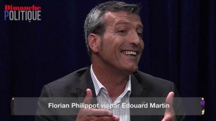 """Martin : """"Philippot utilise les ouvriers pour arriver au pouvoir"""""""