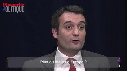 """Philippot à Martin : """"Assumez la politique du PS"""""""