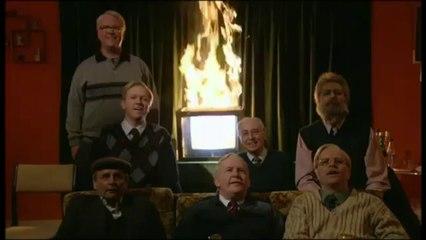 Winston's TV Fire   Still Game