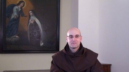 Le Carmel: 3 mots-3 mins (n°2) - Fr. Cyril