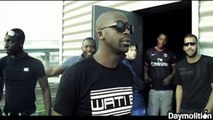 Dry ft Maitre Gims - Making of  Ma Melodie  le clip - Daymolition.fr