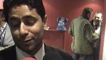 Réaction de Nasser Al Khelaifi après la victoire de Rennes face au PSG (1-2) Journée 36