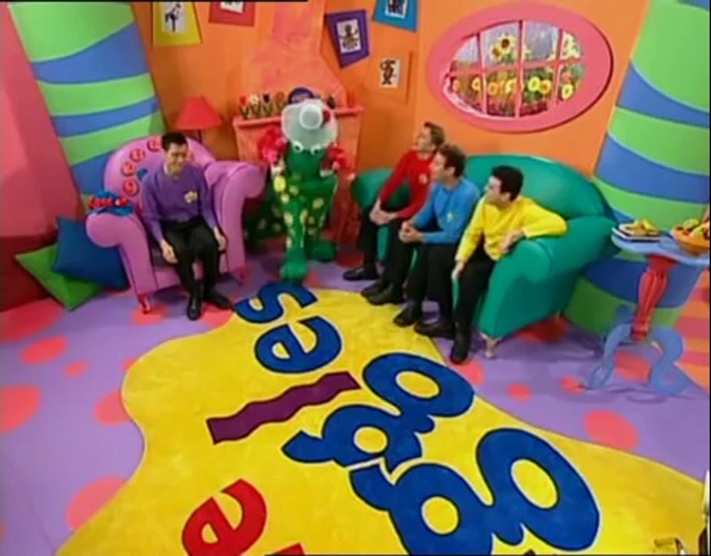 The Wiggles (TV Series 2): Dressing Up