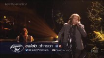 Caleb Johnson - Maybe I'm Amazed - American Idol 13 (Top 4)