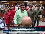 Presidente Maduro presenta su plan económico-productivo
