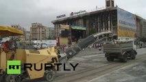 Ukraine - Kiew - Maidan