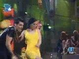 """Soraya baila disco en MQB: """"Celebration"""""""