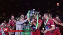 Rugby : dernier match pour Jonny Wilkinson