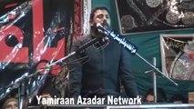 Zakir Safdar Abbas Notak - 18th January 2014 - Chelum Allama Nasir Abbas Multan Shaheed - Gamay Shah Lahore