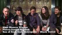 Day 2 Highlights of the Berlin Music Video Awards