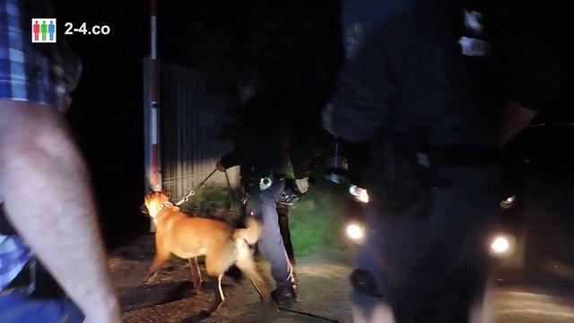 Polizei schnappt Einbrecher bei Action Day Metal Theft (HD)