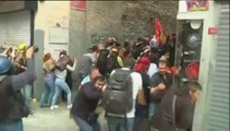 Turquie : du gaz lacrymogène tiré sur les manifestants