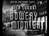 Bowery at Midnight (1942) Bela Lugosi