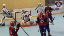 Yeti's Grenoble - Hawks Angers (demie retour) : le 1er but