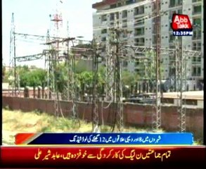 Electricity shortfall all over the country