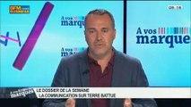 La communication sur terre battue: Frank Tapiro et Valéry Pothain, dans A vos marques - 01/06 2/3
