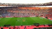 #final #top14 #stade de france #castres toulon #rugby #cérémonie d'ouverture
