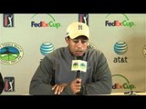 Tiger Woods Press Conference - AT&T Pebble Beach National Pro-Am 2012