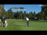 PGA Tour - Northern Trust Open - Shot Of The Day - Bubba Watson, Day 1