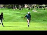 PGA Tour Bob Hope Classic 2011 - Shot Of The Day - Gary Woodland, Round 4