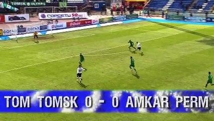 Russian Premier League All The Goals: Week 25