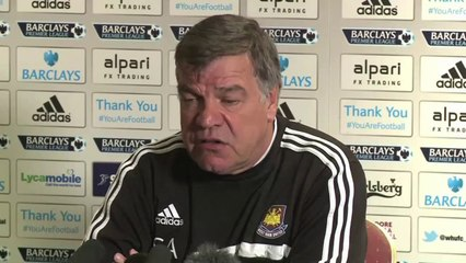 Allardyce: 'Moyes has to be given time'