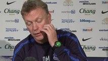 David Moyes ahead of Fulham | Fulham v Everton