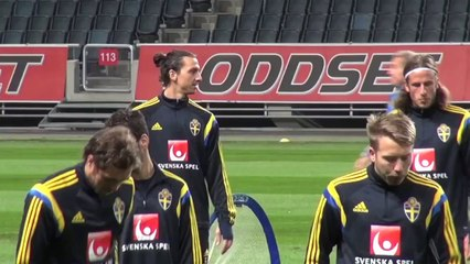"""Ibrahimovic 'If everything was too easy I don't think it would be fun to play."""""""