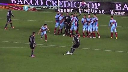 Arsenal vs. All Boys 1-1 | 15-09-2013