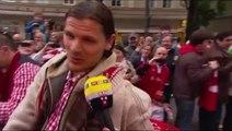 FC Bayern Munich Celebrate Bundesliga Title on /football