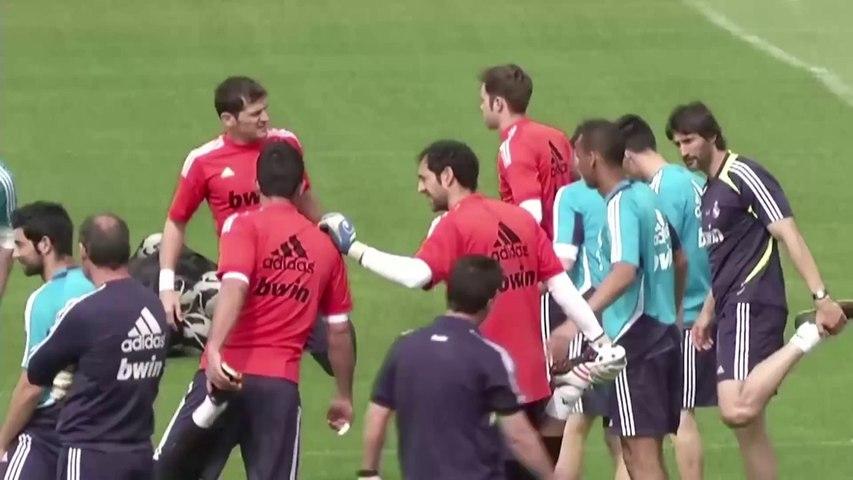 Jose Mourinho - 'Diego Lopez is better than Iker Casillas'!