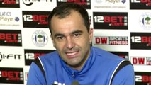Man City v Wigan | Barclay's Premier League | Martinez hails Wigan's 'most consistent' season