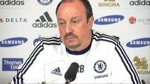 Eden Hazard punished for kicking ballboy enough - Benitez defends Chelsea star
