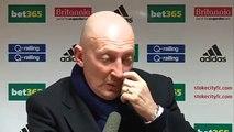 Ian Holloway rant - Zaha 'might be out for 6 months' - Palace boss slams media - Stoke 4-1 Palace