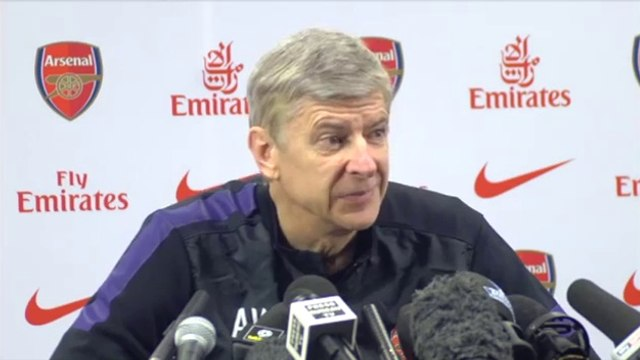 Arsenal 5-2 Spurs - Arsene Wenger on this year's derby importance | Premier League 2012-13
