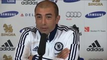 Tottenham 2-4 Chelsea - di Matteo on Terry race row & ban and Spurs - English premier League 2012-13