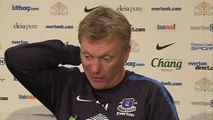 QPR 1-1 Everton - Everton boss Moyes on Wayne Rooney - Premier League 2012-13