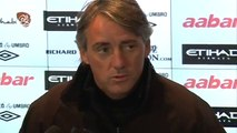 Man City v Arsenal - Mancini says Arsenal can win the league | English Premier League 2012-13